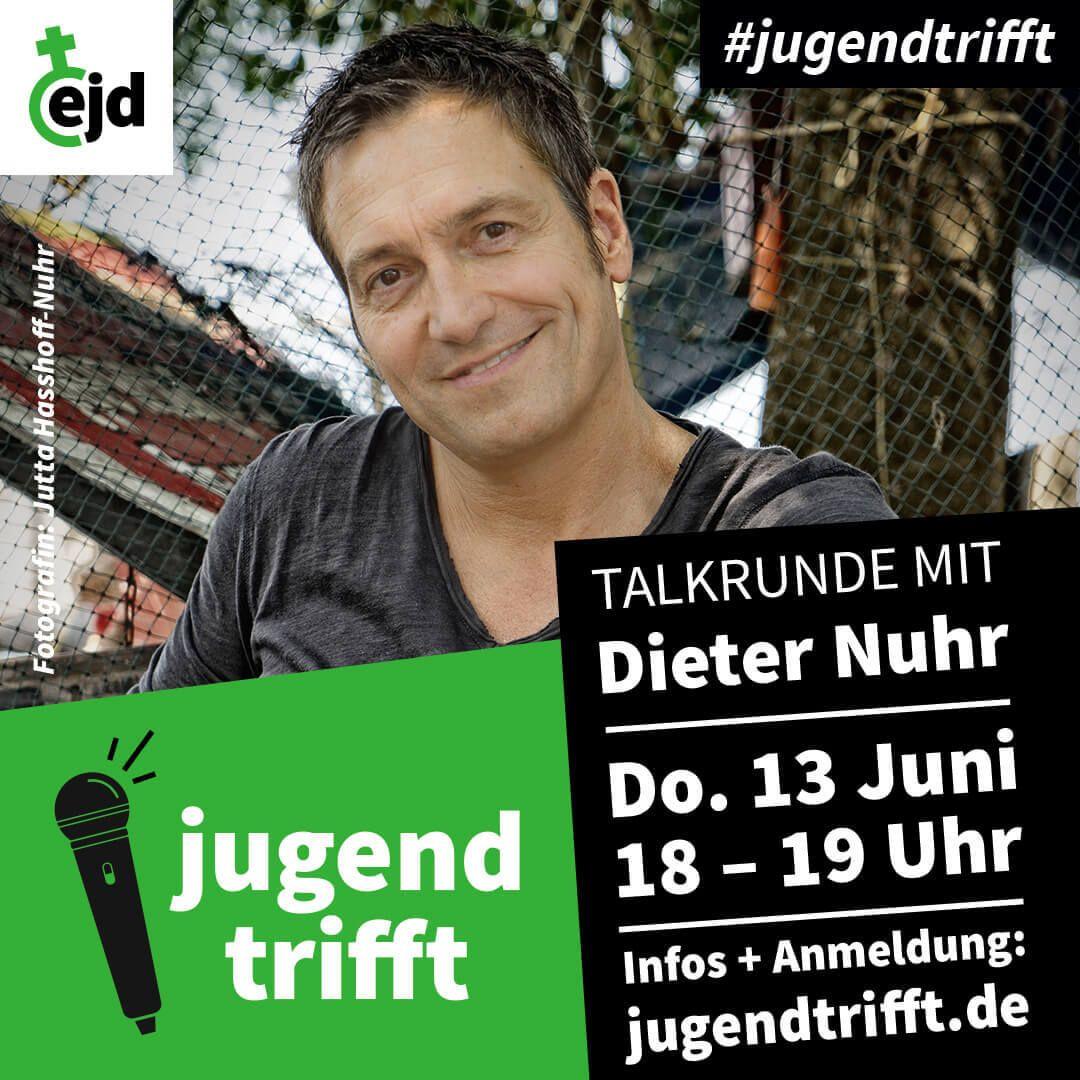 Jugend trifft Dieter Nuhr!