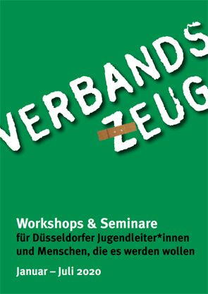 Verbandszeug Seminarheft 1-2020