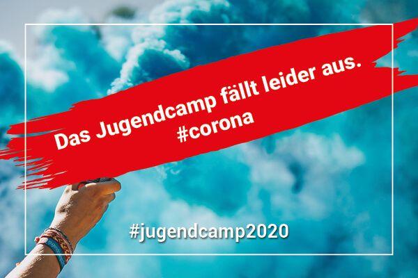 Absage Jugendcamp 2020