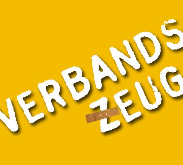 Verbandszeug Deckblatt 2021